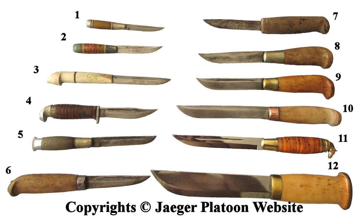 Know your knives: The Finnish Puukko - The Truth About Knives
