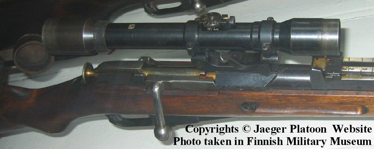 Picture Sniper Rifle M/39-44