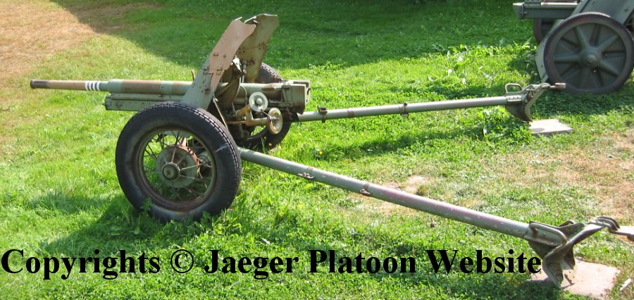 FINNISH ARMY 1918 - 1945: ANTITANK GUNS PART 2