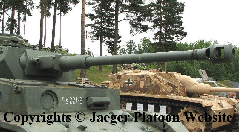 FINNISH ARMY 1918 - 1945: TANK...