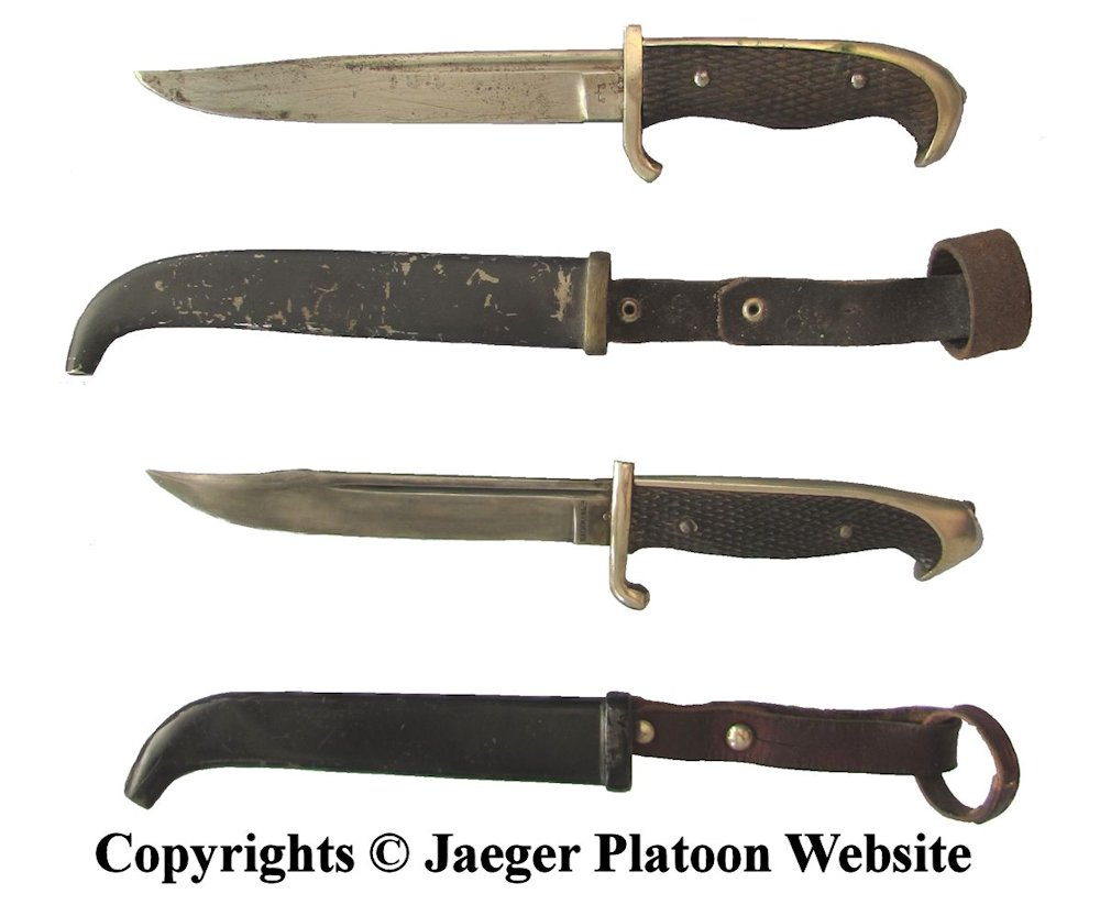 FINNISH ARMY 1918 - 1945: BAYONETS AND PUUKKO-KNIVES
