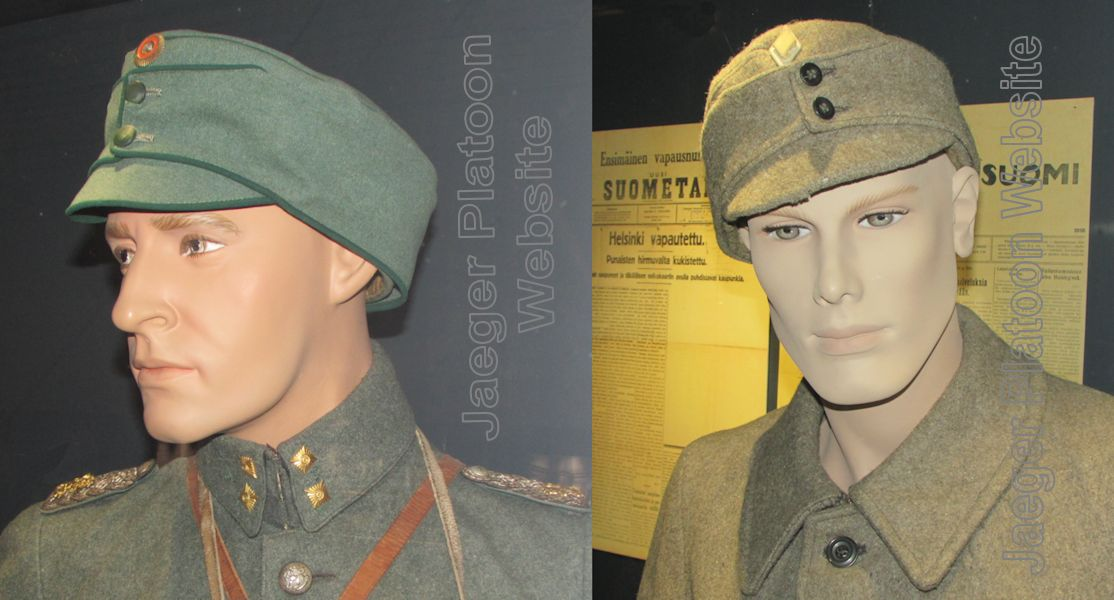 FINNISH ARMY 1918 - 1945: MILITARY UNIFORMS, PART 1