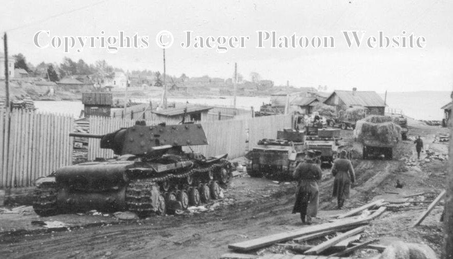 finnish army 1918 1945 kv 1 and pzkw ivj tanks. Black Bedroom Furniture Sets. Home Design Ideas