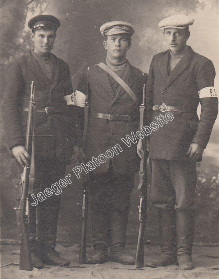 1ae2744f4 FINNISH ARMY 1918 - 1945: MILITARY UNIFORMS, PART 1