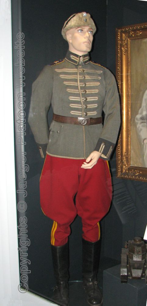 FINNISH ARMY 1918 - 1945: MILITARY UNIFORMS, PART 2