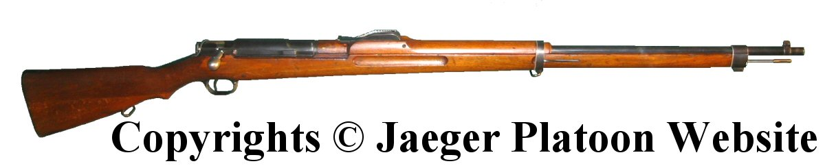 FINNISH ARMY 1918 - 1945: RIFLES PART 5