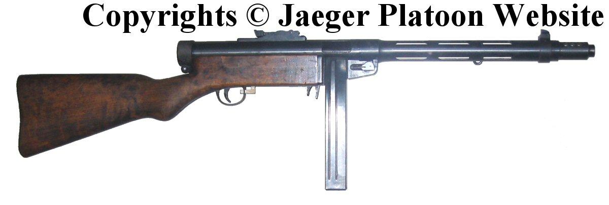 Finnish Army 1918 1945 Machinepistols Part 1