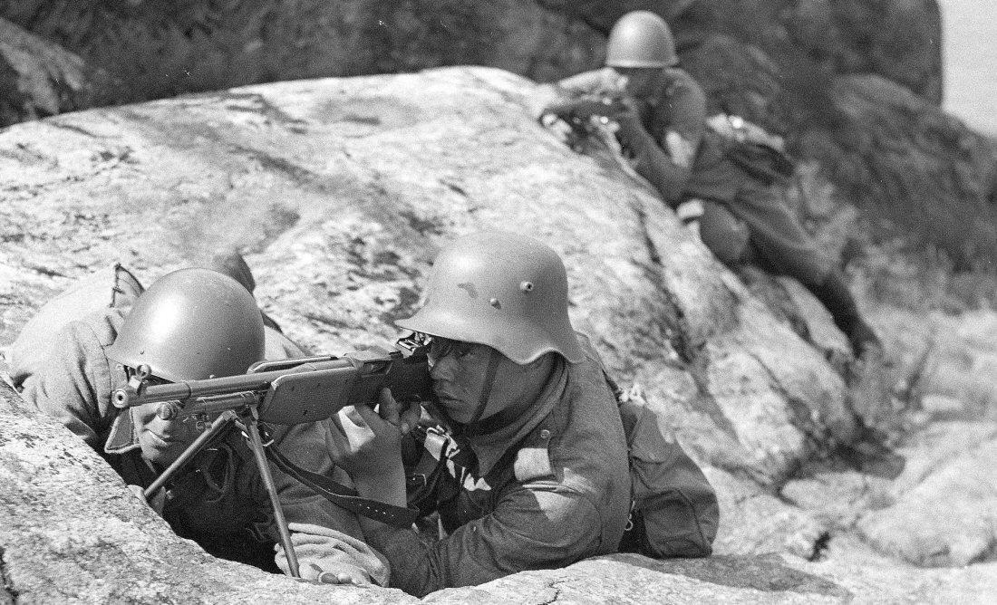 FINNISH ARMY 1918 - 1945: LIGHT MACHINEGUNS PART 2